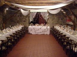 Õnnela külalistemaja kaminasaal